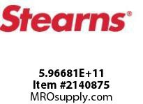 STEARNS 596680933001 KIT-#8 IM COIL 230/460V60 176008