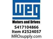 WEG S417104866 CFW09 GDB INV ARM 361A 460V Drives