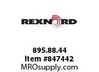 REXNORD 895.88.44 SS1000-18T 1-1/4 2KW SPLT
