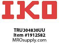 IKO TRU304830UU TRU - SERIES