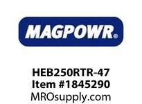 MagPowr HEB250RTR-47 HEB250 REPLACEMNT RTR KIT1.00