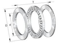 INA 81236M Thrust roller bearing
