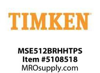 TIMKEN MSE512BRHHTPS Split CRB Housed Unit Assembly