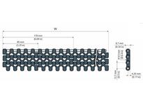 System Plast 251456 LFG2120FG-M0595 MPB-METRIC