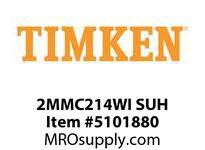 TIMKEN 2MMC214WI SUH Ball P4S Super Precision
