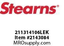 STEARNS 211314106LEK CTS-35 133072