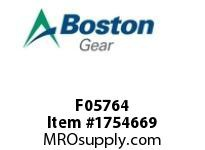 Boston Gear F05764 N012-1260 1260 TYPE A NLS SHOE