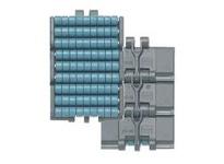 System Plast 11054 LFG831LBP-K450 SYS CHAIN PLASTIC