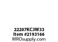 PTI 22207KC3W33 SPHERICAL ROLLER BEARING