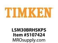 TIMKEN LSM30BRHSKPS Split CRB Housed Unit Assembly