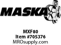 Maska Pulley MXF 80 FLANGE FOR MASKA FLEX