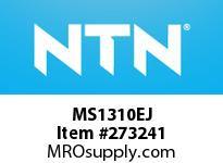 NTN MS1310EJ CYLINDRICAL ROLLER BRG