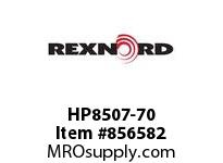 REXNORD HP8507-70 HP8507-70 HP8507 70 INCH WIDE MATTOP CHAIN WI