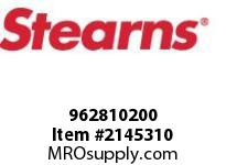 STEARNS 962810200 FUSE 1A 250V 8059876