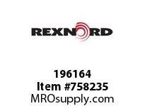 REXNORD 196164 RF3011WB*302 ST WB EV2 O/S PIN W/C/L