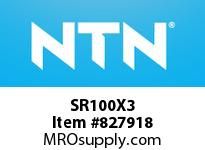 NTN SR100X3 BRG PARTS(PLUMMER BLOCKS)