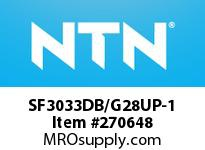 NTN SF3033DB/G28UP-1 LARGE SIZE BALL BRG