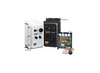 Dart 125DV200EW-29-4 White NEMA 4X On/Off - Fwd/Rev - Run/Jog Dual voltage adjustable min max IR comp and cur lim fixed