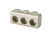 NSI PL250-3 250 MCM - 6 AWG UNINSULATED MULTI-TAP CON 3 PORTS