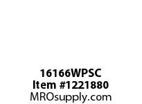 WireGuard 16166WPSC WEATHERPROOF ENCLOSURES GASKETED SCREW COVER TYPE3