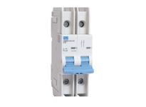 WEG UMBW-4B2-25 MCB 489 240VAC/125VDC B 2P 25A Miniature CB