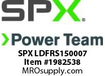 SPX LDFRS150007 LDF15 REAR SPACER (HEAD 7)