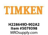TIMKEN H228649D-902A2 TRB 2-Row Assembly 8-12 OD