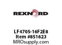 REXNORD LF4705-16F2E8 LF4705-16 F2 T8P LF4705 16 INCH WIDE MATTOP CHAIN WI