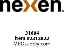 NEXEN 31684 DISC-JOURNAL1.000875SPCL Modular Clutch / Brakes