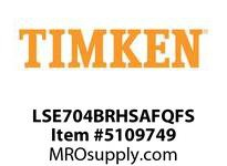 TIMKEN LSE704BRHSAFQFS Split CRB Housed Unit Assembly