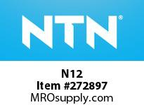 NTN N12 BRG PARTS(ADAPTERS)