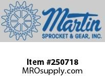 Martin Sprocket C10144 GEAR SPUR 14 1/2 DEG CAST