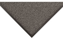 NoTrax 138S0046CH 138 Uptown 4X6 Charcoal Uptown is a high-low looped pile entrance mat that provides functionality for drying and retaining moisture and debris while offering an upscale elegant look. Its 40 ounces of tufted Decalon yarn