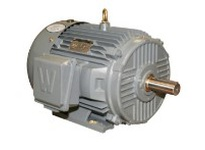 WWE EP60-12-404T 60HP 1200RPM 404T Frame 208-230/460 Voltage 72.6 FL Amps (A) 94.5FL Eff. (%)