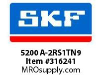 SKF-Bearing 5200 A-2RS1TN9