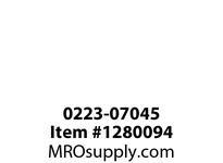 HubCity 0223-07045,  210 GEAR, WORM 10/1