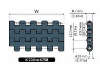 System Plast AA2501618 NGE2121FT-K3000 MPB-INCH