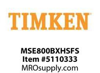 TIMKEN MSE800BXHSFS Split CRB Housed Unit Assembly
