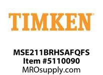 TIMKEN MSE211BRHSAFQFS Split CRB Housed Unit Assembly