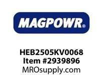 MagPowr HEB2505KV0068 HEB-250 PNEUMATIC BRAKE