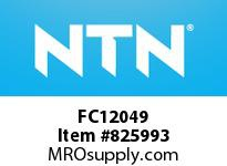 NTN FC12049 Extra Small/Small Ball Bearing