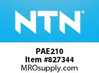 NTN PAE210 Bearing Units - Cast Housing