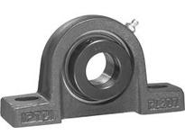 IPTCI SAPL206-30MM-G Pillow Block Eccentric Locking Collar Low Shaft Height Bore Dia. 30mm Narrow Inner Race Insert