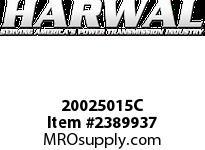 Harwal 20025015C 200 x 250 x 15C NBR