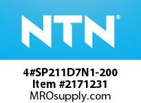 NTN 4#SP211D7N1-200 Plummer Blocks