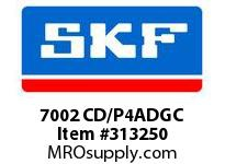 SKF-Bearing 7002 CD/P4ADGC