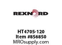 REXNORD HT4705-120 HT4705-120 HT4705 120 INCH WIDE MATTOP CHAIN W