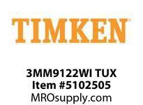 TIMKEN 3MM9122WI TUX Ball P4S Super Precision