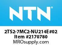 NTN 2TS2-7MC2-NU214E#02 Cylindrical Roller Brg D<=200