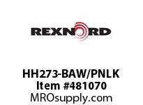REXNORD 6100058 HH273-BAW/PNLK X1345 PIN W/PINLOCK